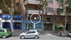 Clínica dental en avenida del Mediterráneo.