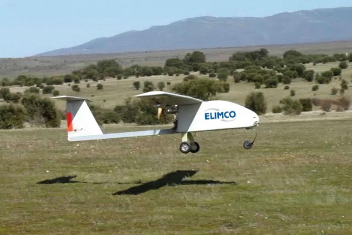 Dron de Elimco Soluciones Integradas (Foto: ELIMCO).