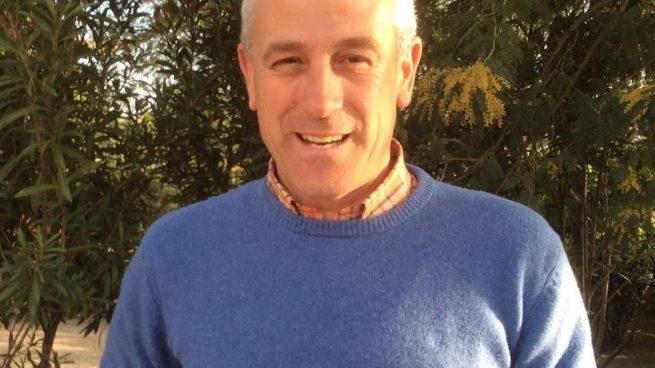 José Ramón Regueiras, alcalde de Hoyo de Manzanares (Foto: Facebook)