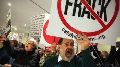 Protestas contra el fracking en Nueva York (Foto: GETTY).