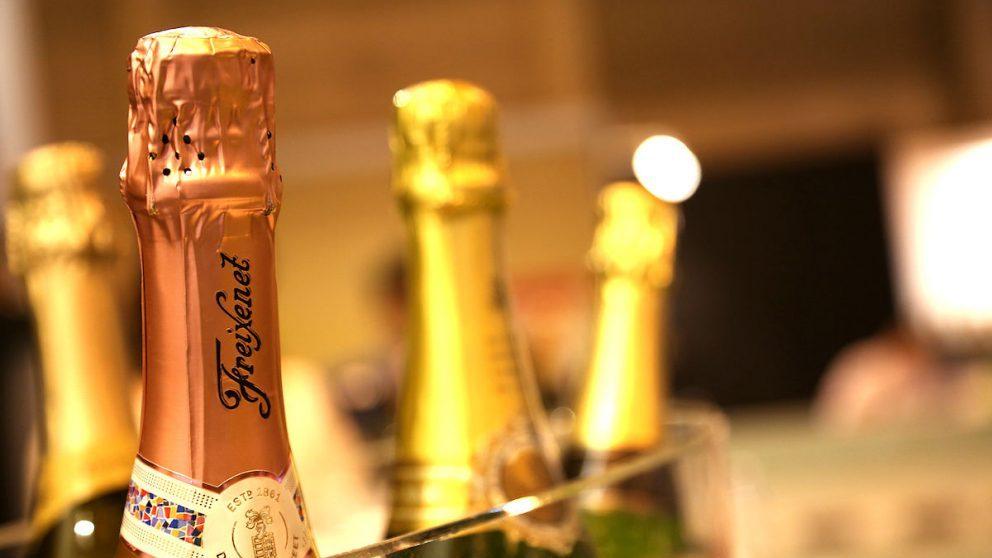 Una botella de Freixenet. (Fuente: Freixenet)