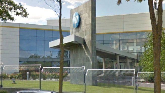 Oficinas de HP en Las Rozas, Madrid