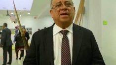 El embajador de Venezuela en España, Mario Isea.