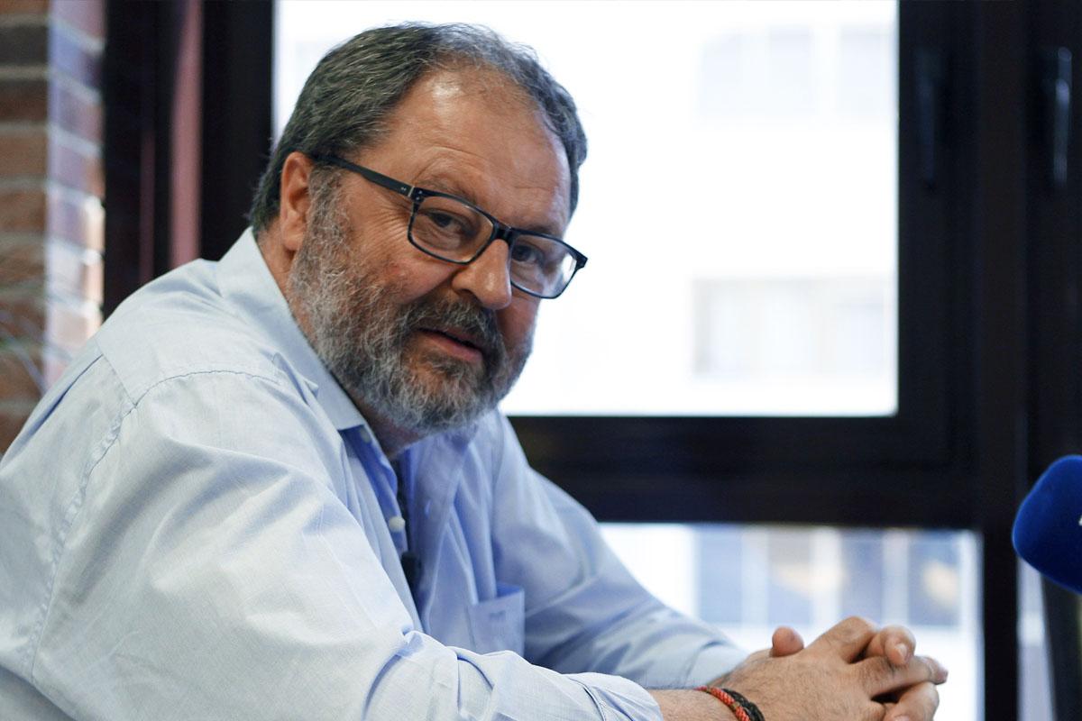 Javier Barbero. (Foto: EFE)