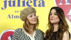 Emma Suarez y Adriana Ugarte interpretan a la Julieta que da nombre a la película, en dos edades diferentes. (Foto: EFE)