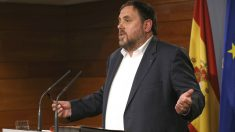 El vicepresidente catalán y líder de ERC, Oriol Junqueras (Foto: Efe)