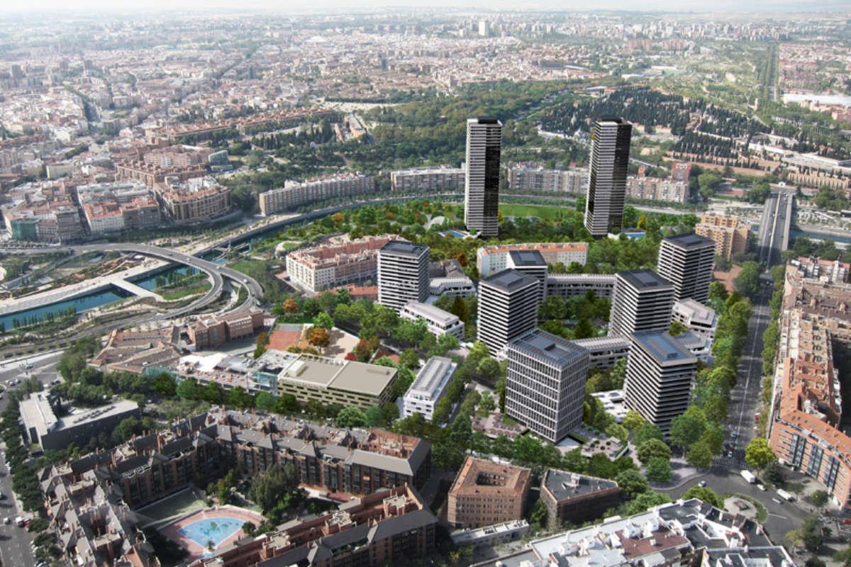 Proyecto original de la Operación Mahou-Calderón