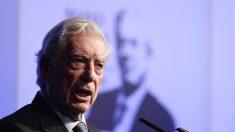 El escritor hispano peruano Mario Vargas Llosa. (Foto: AFP)