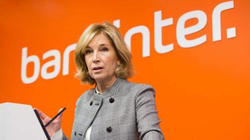 María Dolores Dancausa (Foto: BANKINTER). | Encuentro del Sector Financiero