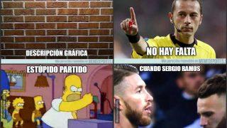 Los mejores memes del empate del Real Madrid.