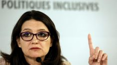 Mónica Oltra, vicepresidenta de la Comunidad valenciana. (Foto: EFE)