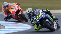 Sigue en vivo la carrera de Moto GP. (Getty)