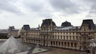 Museo del Louvre de París. (Foto: AFP)