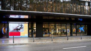 Oficina de CaixaBank (Fotos: CAIXABANK).