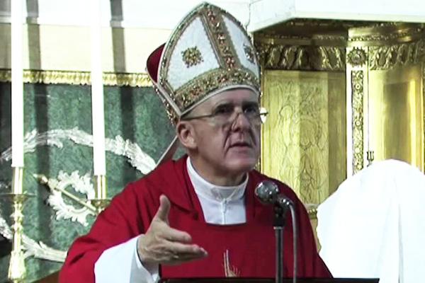 El arzobispo de Madrid, Carlos Osoro.