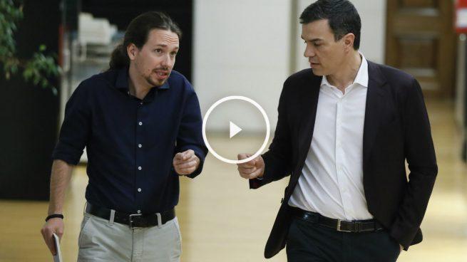 El PSOE responde a Podemos que está «de acuerdo» con 18 de sus 20 propuestas