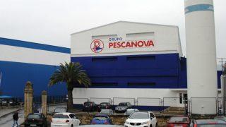Sede de Pescanova en Chapela Redondela (Foto: HombreDHojalata, con licencia CC BY-SA 3.0).