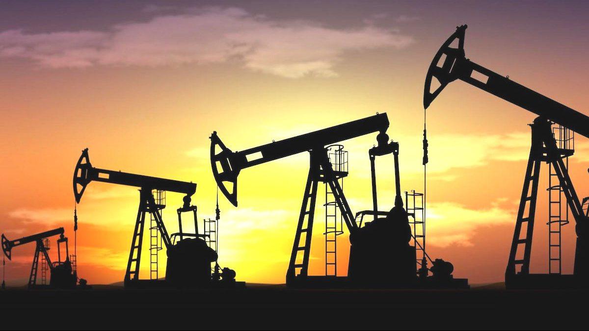 Plataformas petrolíferas (Foto: EFE)