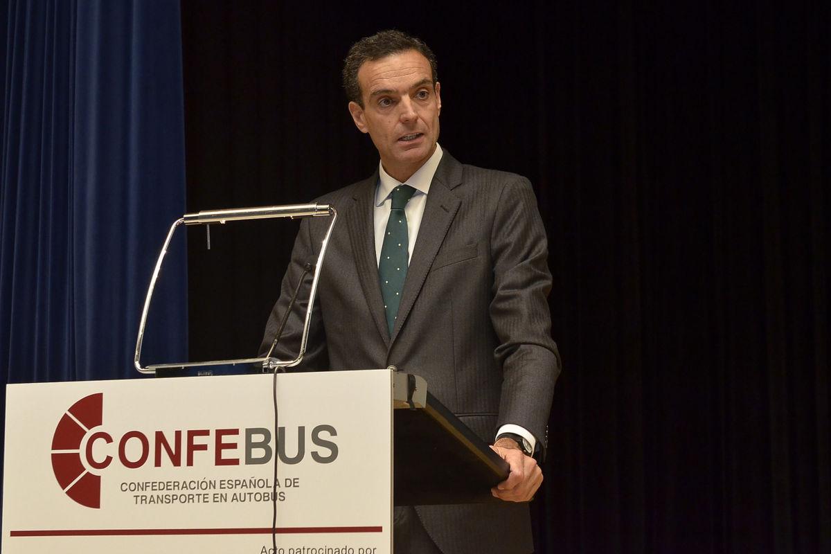 El presidente de Asintra, Rafael Barbadillo (Foto: ASINTRA).