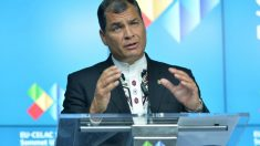 Rafael Correa (Foto: GETTY).