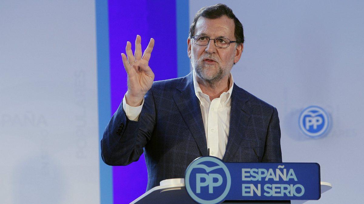 Mariano Rajoy, en una reciente imagen. (Efe).