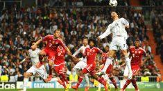 Las apuestas predicen una final Real Madrid-Bayern. (Getty)