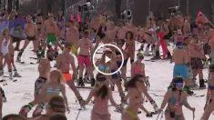 Record Guinnes Esquí