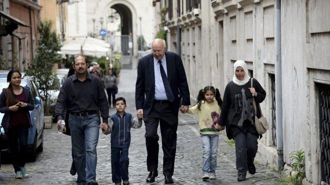 Refugiados-Papa