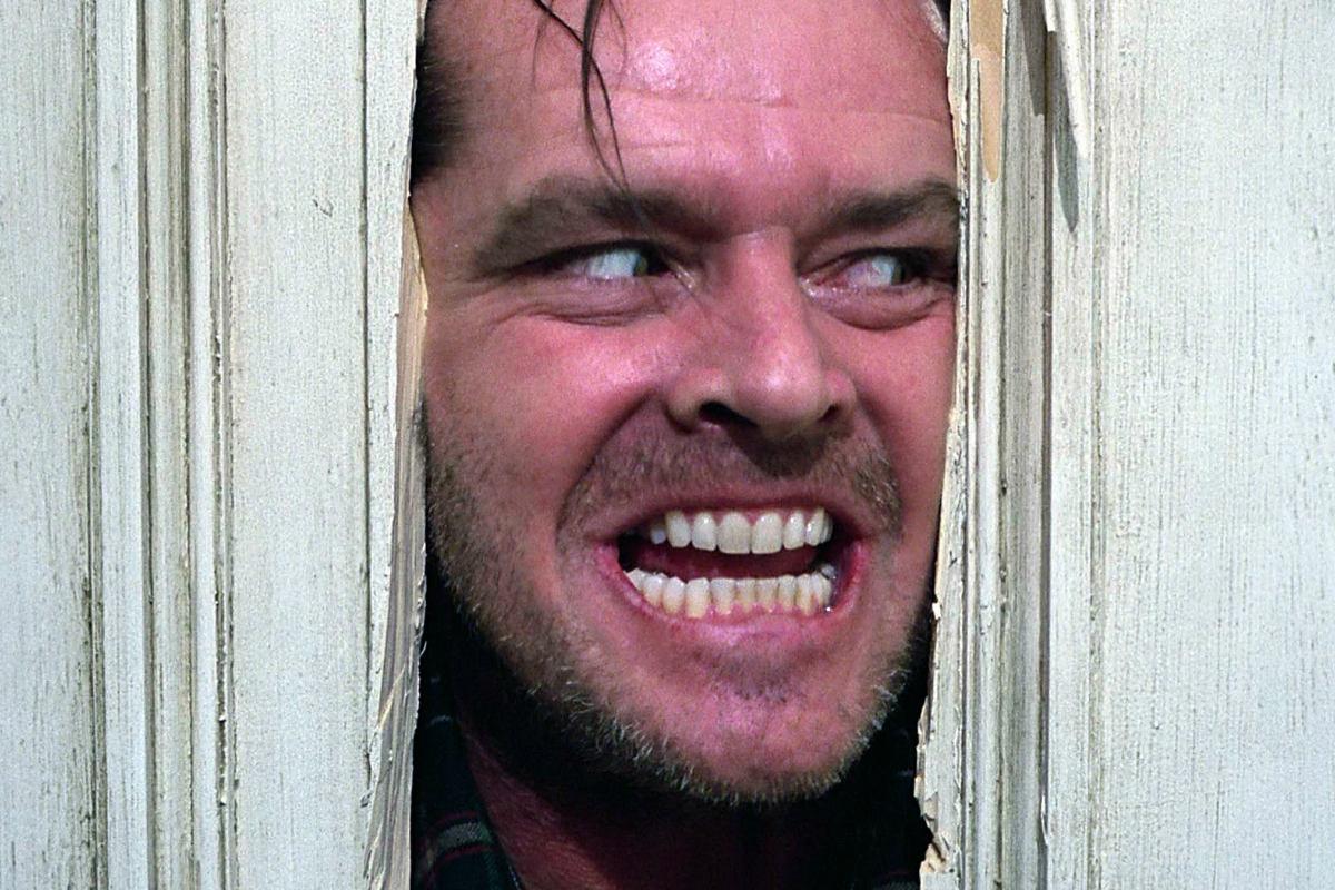 En El Resplandor Danny Torrance, interpretado por Jack Nicholson, perdía el juicio y se convertía en el centro de una historia de terror.