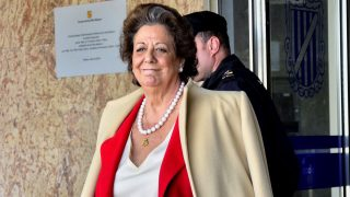 Rita Barberá  (Foto: Efe).