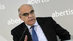 El presidente de Abertis, Salvador Alemany. (Foto: EFE)
