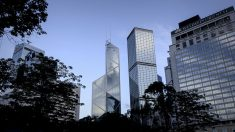 Torre del Banco de China en Hong Kong. (Foto: Getty)