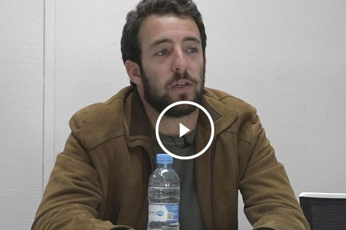 Jaime Garrastazu (Foto: OKdiario)