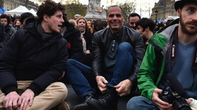 El 'sinpa' de Varoufakis en Madrid: Plan B es incapaz de aclarar sus cuentas en el plazo fijado
