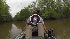 Ataque de pesca