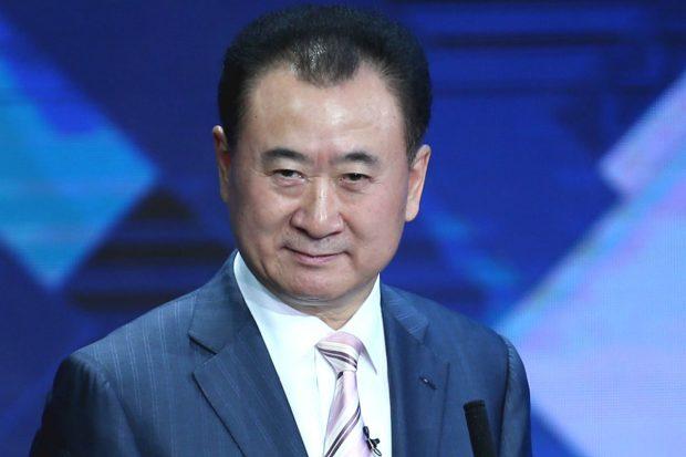 Wang Jianlin (Foto: OKDIARIO).