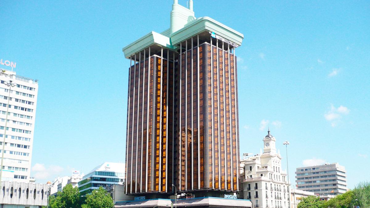 Imagen de las Torres de Colón.