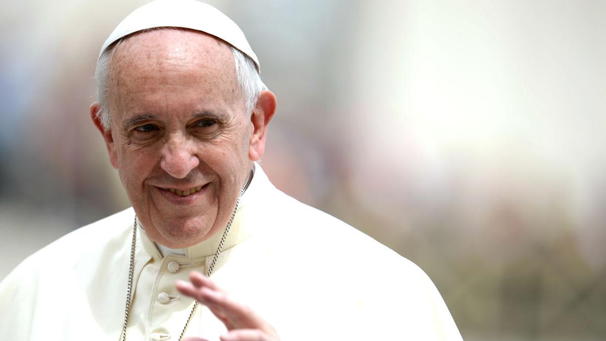 El Papa Francisco en una reciente imagen (Foto: AFP).