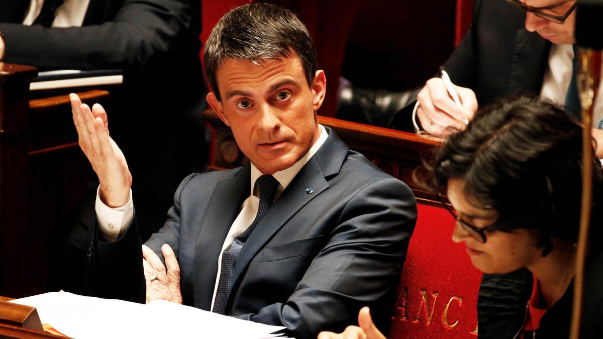 Manuel Valls ha salvado la moción de confianza en Francia (Foto: Reuters)