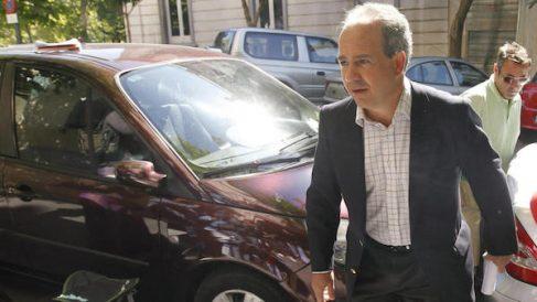 Arturo González Panero (Foto: Efe)