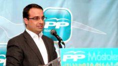 El ex alcalde de Móstoles y actual diputado autonómico del PP Daniel Ortiz