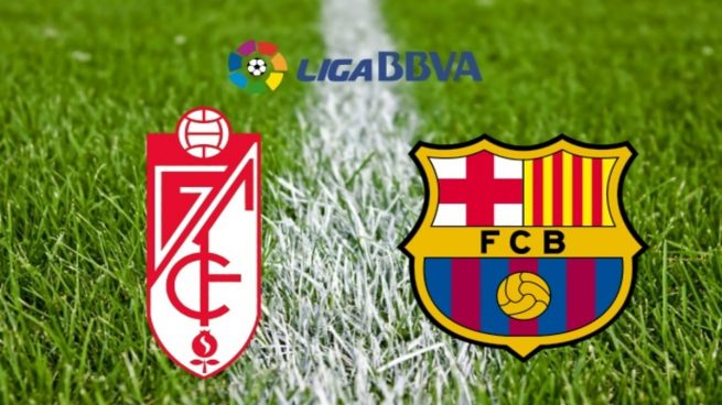 Granada vs Barcelona: horario y canal de televisión