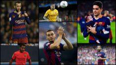 Alves, Arda o Aleix pueden salir del Barcelona.