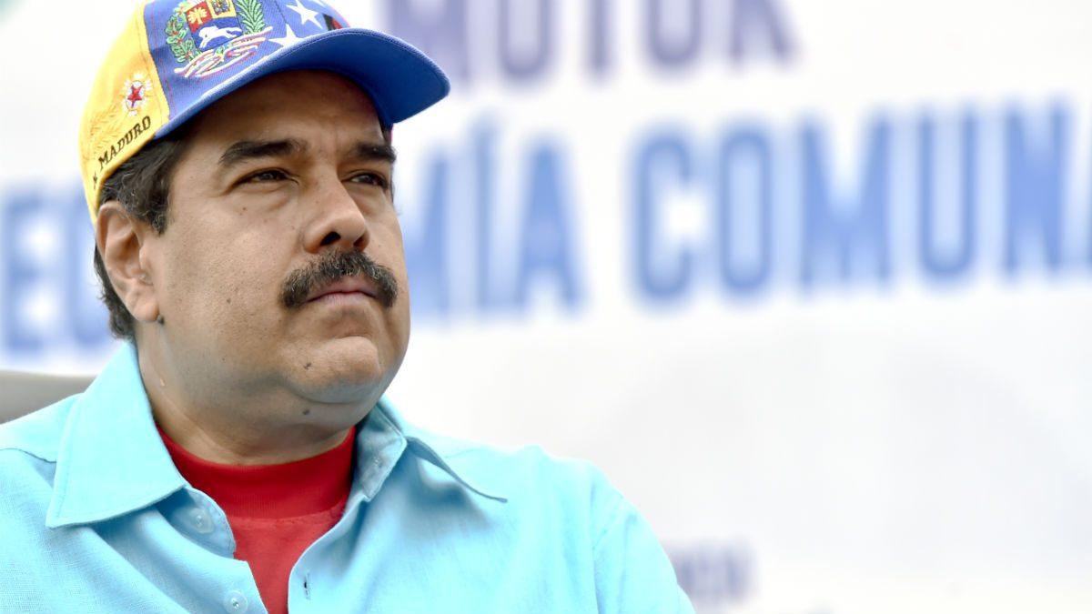 El presidente de Venezuela, Nicolás Maduro (Foto: AFP)