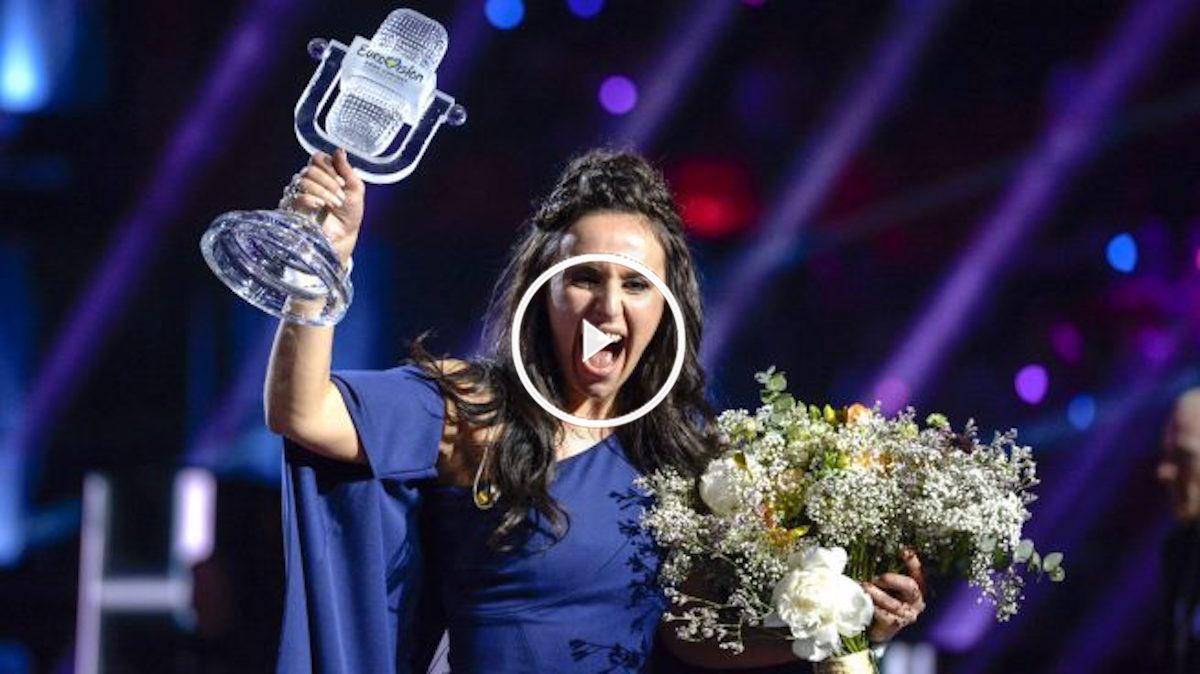 ucrania gana eurovisión