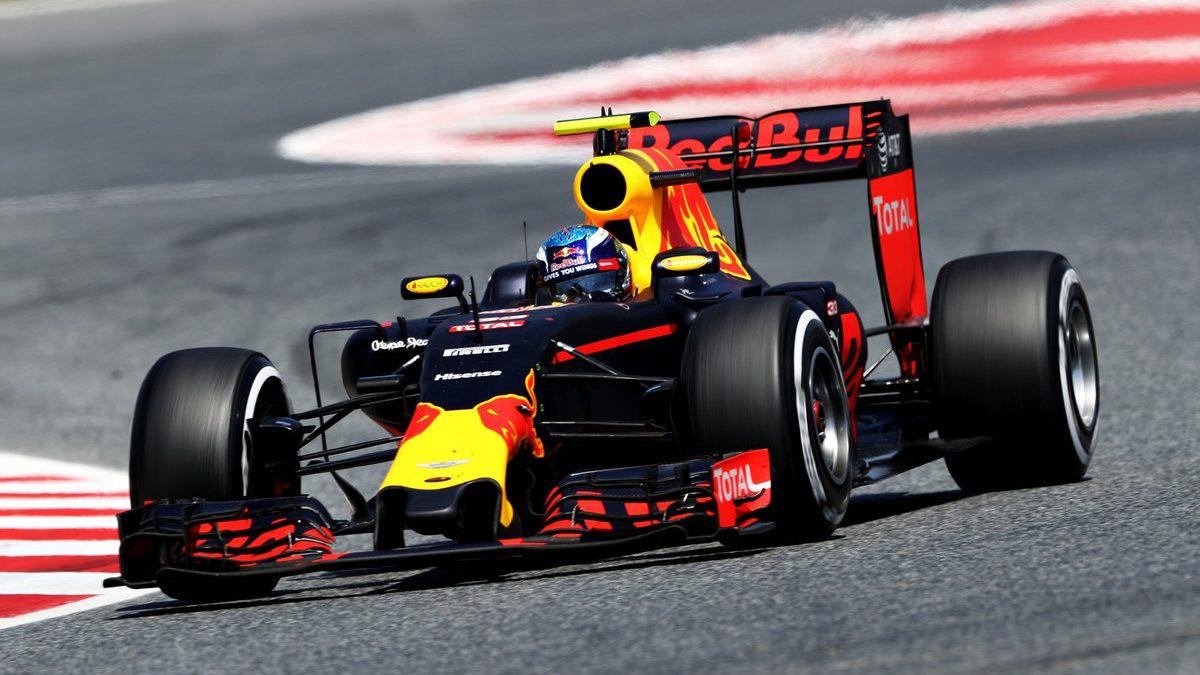 Verstappen ganó el GP de España (Getty)