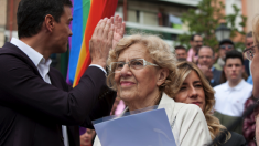 La alcaldesa madrileña Manuela Carmena. (Foto: Madrid)