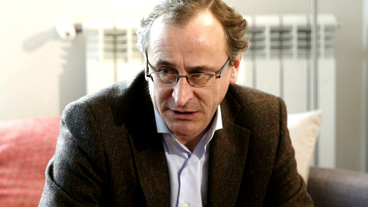 El presidente del PP vasco, Alfonso Alonso. (Foto:Getty)