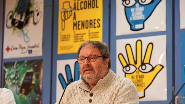 Barbero en rueda de prensa en el Palacio de Cibeles. (Foto: Madrid)