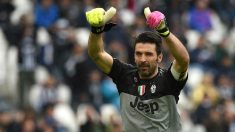 Gianluigi Buffon ha conseguido el Scudetto esta temporada con la Juventus. (Getty)